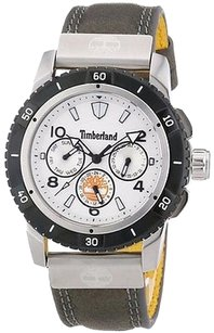 Timberland Timberland Claremont Leather Mens Watch Tbl13334jstb01