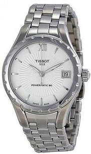 Tissot Tissot T-lady Powermatic Automatic Ladies Watch T0722071103800