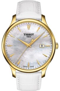 Tissot Tissot Tradition Leather Ladies Watch T0636103611600