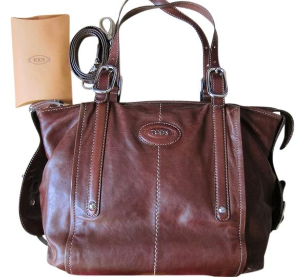Tod's Pre-owned - Leather crossbody bag