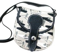 Tod's Tods Canvas Cross Body Bag