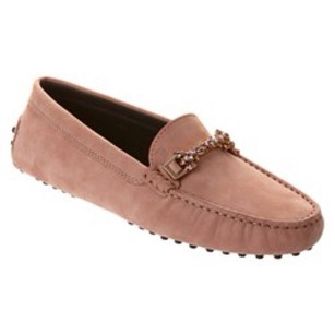 Tods shoes Pink Flats