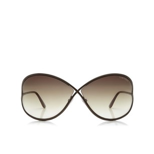 Tom Ford Tom Ford Miranda Oversized Soft Square Sunglasses