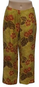 Tommy Bahama Capri/Cropped Pants Multi-Color