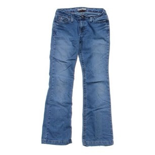 Tommy Hilfiger Pants Relaxed Fit Jeans-Distressed