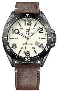 Tommy Hilfiger Tommy Hilfiger Leather Mens Watch 1791133
