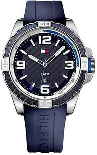 Tommy Hilfiger Tommy Hilfiger Silcone Mens Watch 1791091