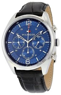 Tommy Hilfiger Tommy Hilfiger Leather Chronograph Mens Watch 1791182