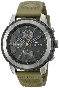 Tommy Hilfiger Tommy Hilfiger Silicone Chronograph Mens Watch 1791192