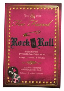 Too Faced ROCK N ROLL ROCK CANDY EYE SHADOW COLLECTION
