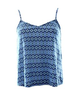 Topshop 100-polyester Cami New With Tags Size-8 3071-1235 Top