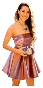 Topshop Rose Gold 2 Dress