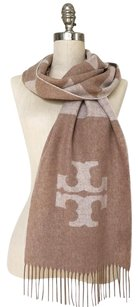 Tory Burch $250 CARNAVALET CASHMERE AND WOOL OBLONG SCARF