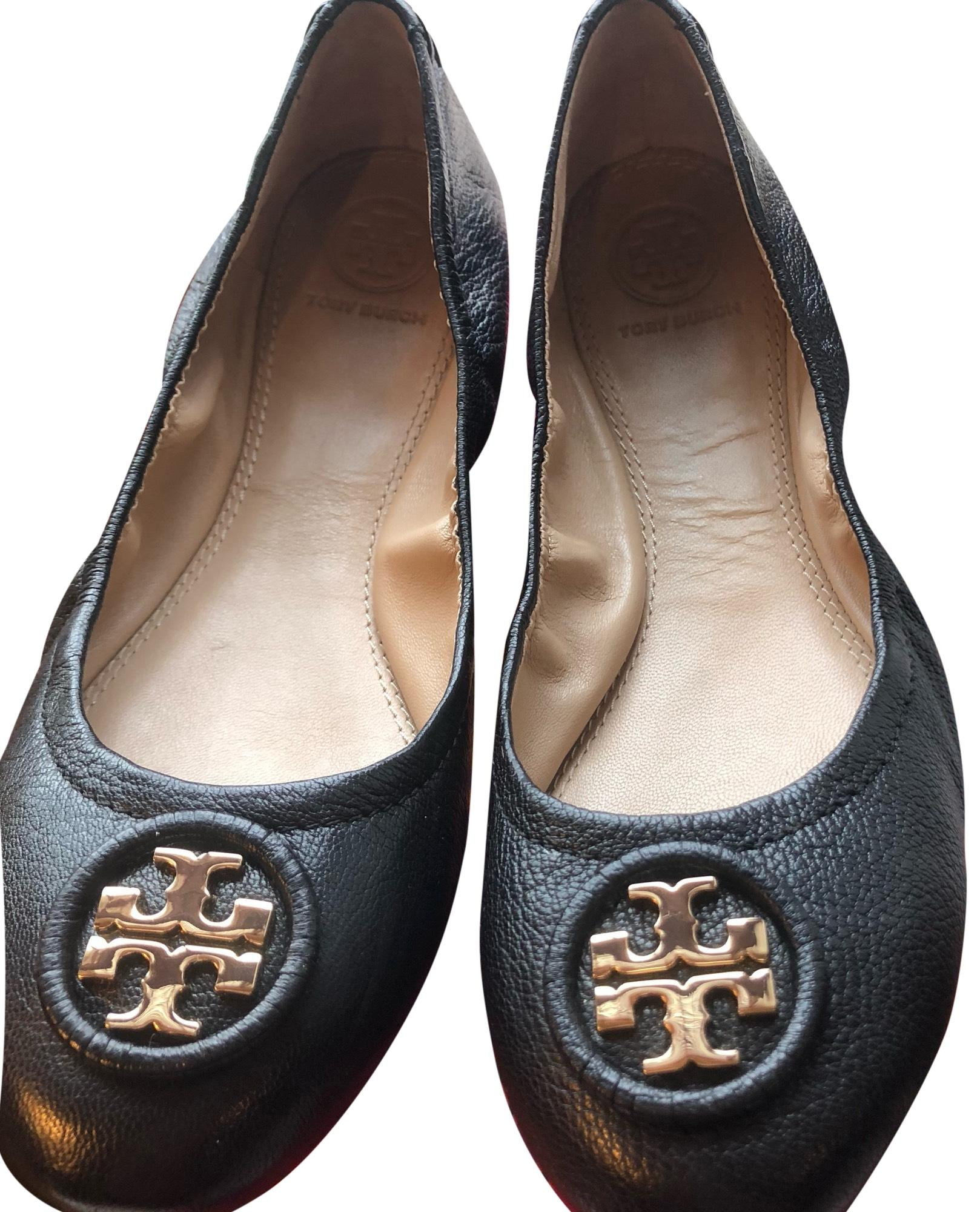 9969c60c0acc45 ... size 8 1d04f b81d2  low price tory burch black flats 9c11c 18c33
