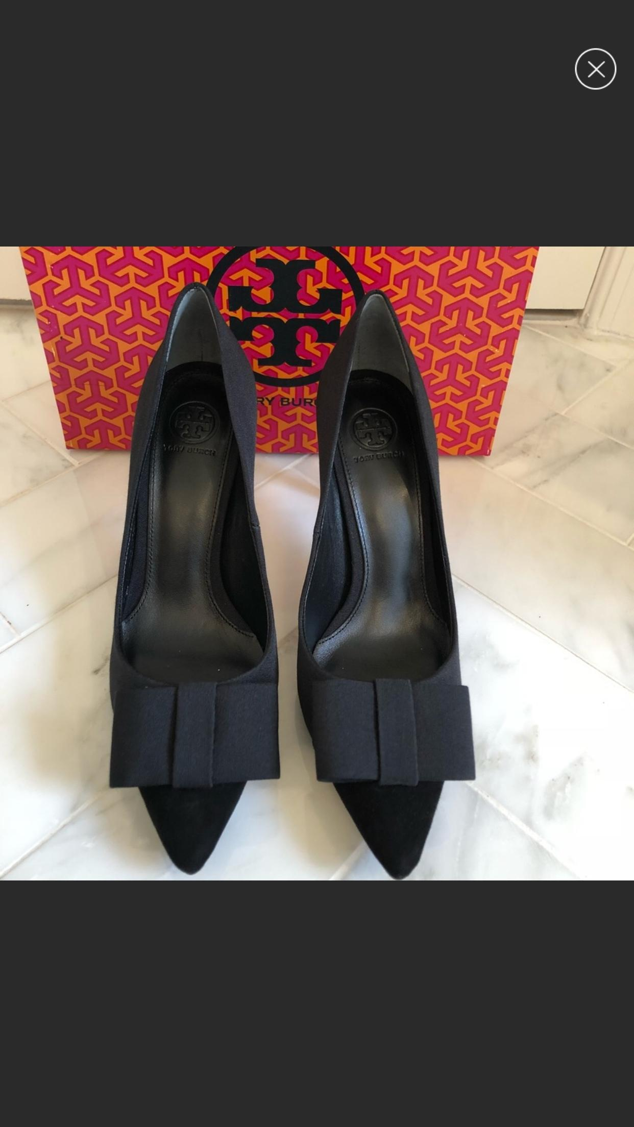 9f8d62710616 Tory Burch Black Formal Shoes Size US US US 8.5 Regular (M