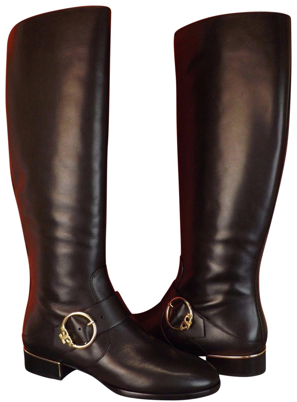 ad3b0c0b978 tory-burch-black-sofia-belted-leather-reva-tall-riding -bootsbooties-size-us-75-regular-m-b-22559864-0-1.jpg
