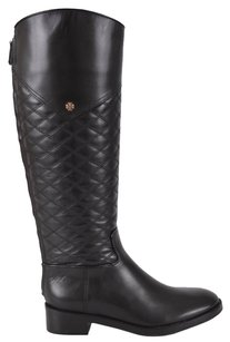Tory Burch Boot Shoe Black Boots