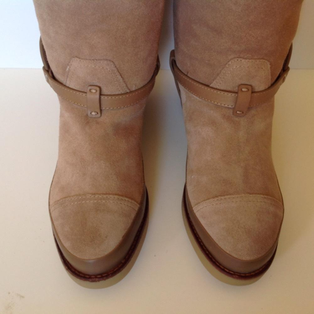 9be9a17a4918 ... Man Woman——Tory Burch Boots Booties Size US US US 8 Regular ...
