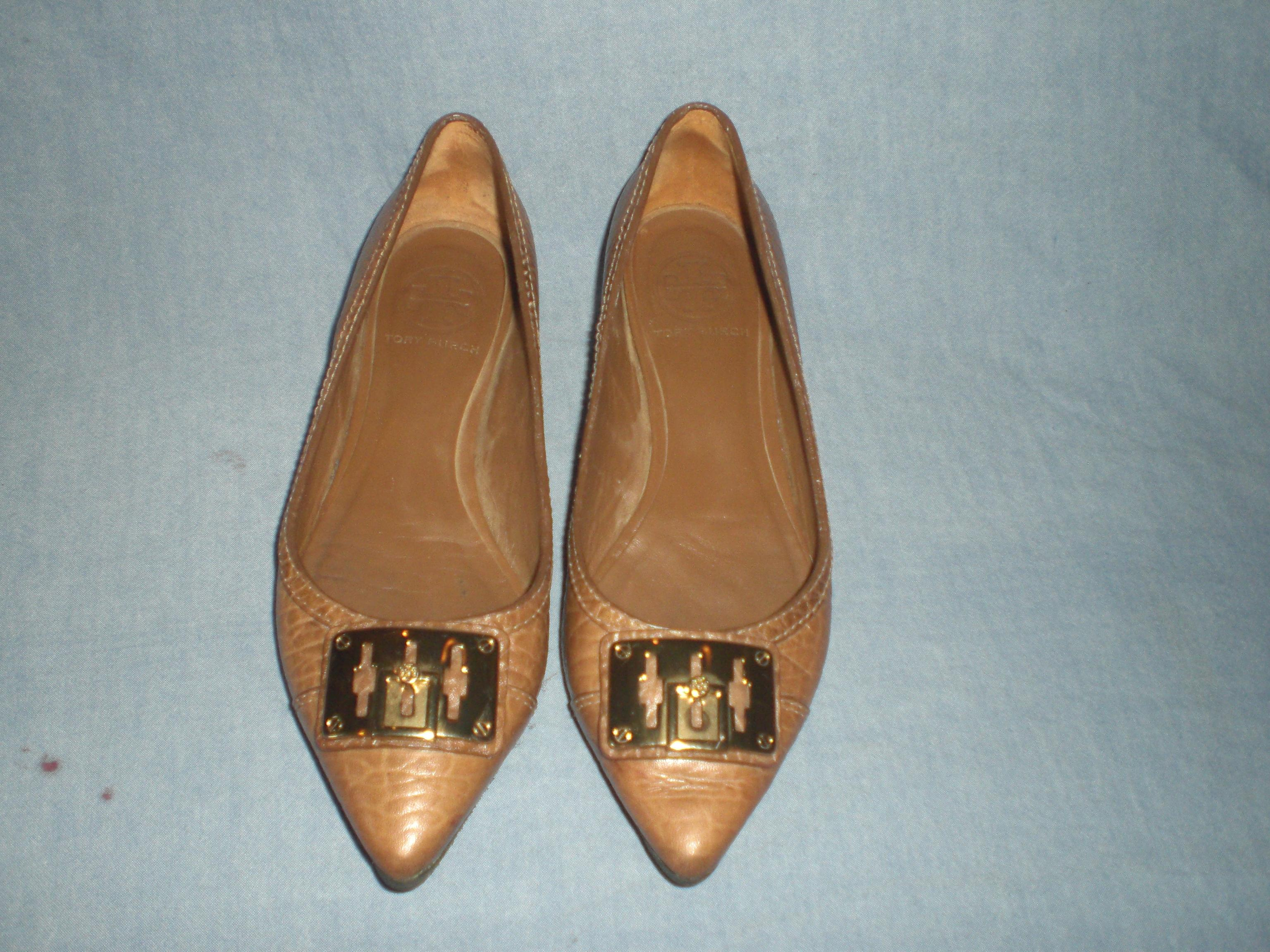 2681fd108ea5a4 ... norway tory burch leather brown flats. 123456789101112 f1983 761f5 ...