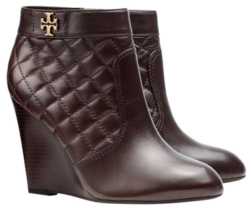 Tory Size Burch Coconut Leila Boots/Booties Size Tory US 6.5 Regular (M, B) 630415