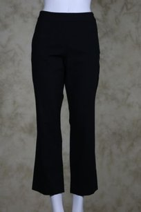 Tory Burch Womens Cropped Career Trousers Pants