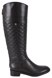 Tory Burch Claremont Black Boots