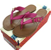 Tory Burch Fuschia Sandals