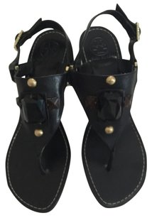 Tory Burch Heeled black Sandals