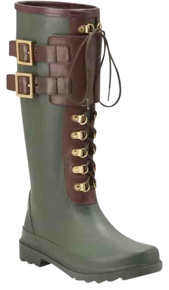 Tory Burch Buckle Rain Boots tumblr online discount looking for cheap sale pre order lAhCHJhVr