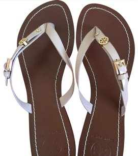Tory Burch light pink /taupe Sandals