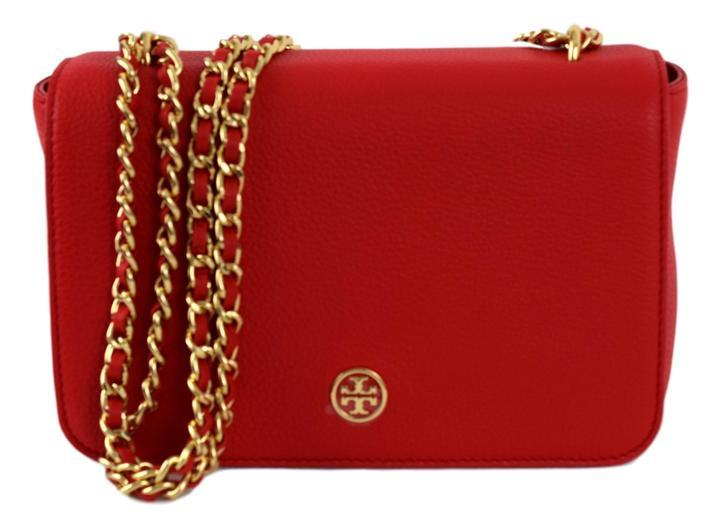 0c362f095aec ... purchase tory burch shoulder pebbled leather cross body bag 0d98a 67eb1  ...