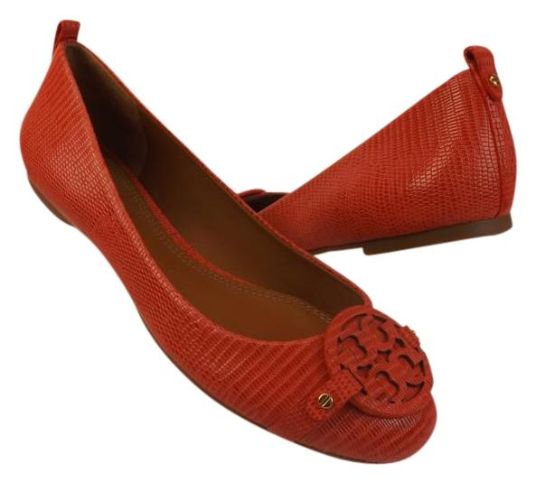 Tory Burch Melon Mini Miller Flats Size US 8.5 Regular (M, B)