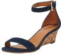 Tory Burch Newport Navy Wedges