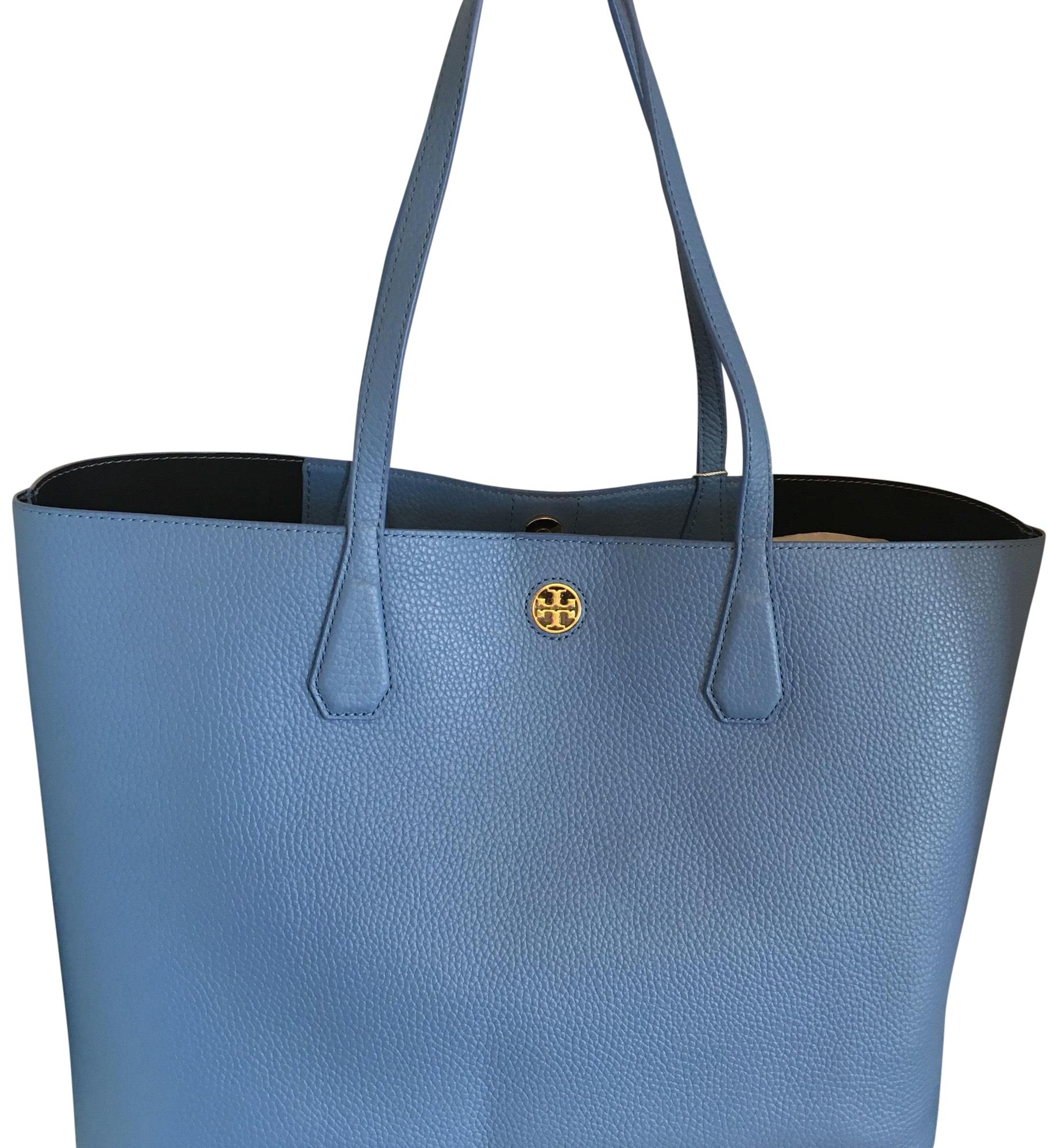 0f881b2a616 1x1 39b19 37735; netherlands tory burch tote in montego blue tory navy  685ed daeaf