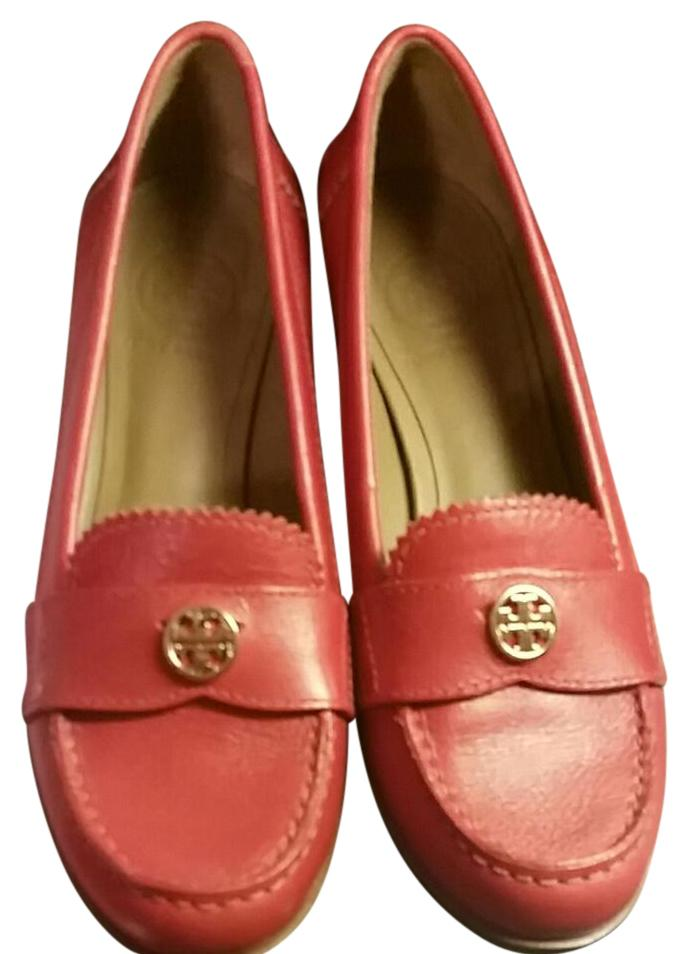 Red Flats On Sale