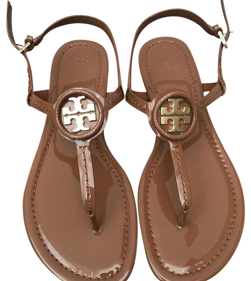 Tory Burch Leather Sandals wlUeL6E