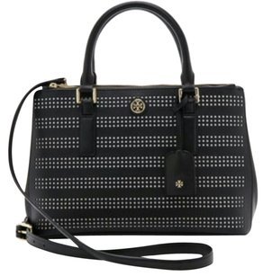 8566f0b6a4a6 Tory Burch Robinson Cross Body  Style No. 36880 Luggage Messenger ...