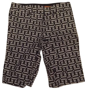 Tory Burch Shorts Navy White