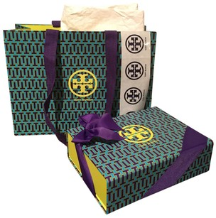 Tory Burch Tory Burch Gift Box, Bag and Tissue Paper
