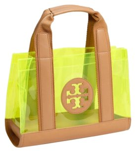 Tory Burch Tote in Neon