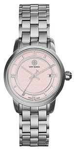 Tory Burch TRB1016 TORY BURCH WATCH, STAINLESS STEEL/PINK, 28 MM