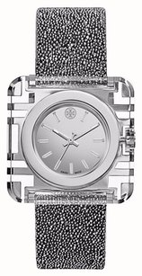 Tory Burch Women's Izzie Gold Italian Leather Swiss Watch TRB3009