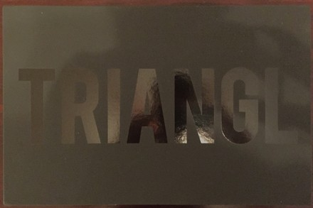 Triangl Triangl Gift or Storage Box
