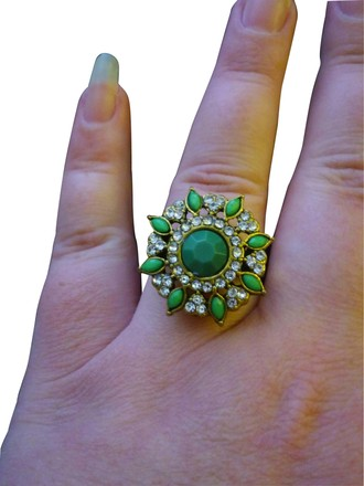 Preload https://item5.tradesy.com/images/tribal-gold-and-green-antique-victorian-inlaid-large-stone-salem-witch-ring-22499749-0-1.jpg?width=440&height=440