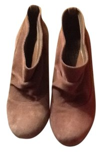Kenneth Cole Brown Suede Boots