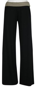 Trina Turk Womens Color Casual Wide Leg Stretchy Pants