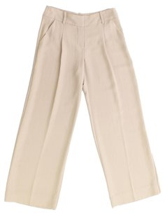 Trina Turk Khaki Los Angeles Khaki/Chino Pants Tan