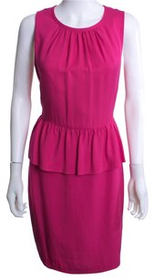 Trina Turk New With Tags Peony Peplum Dress