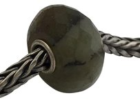 Trollbeads Trollbeads Faceted Labradorite A Bead Charm 51804
