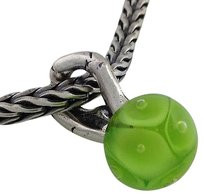 Trollbeads Trollbeads Spring Sterling Silver Glass Pendant Bead Charm 61718